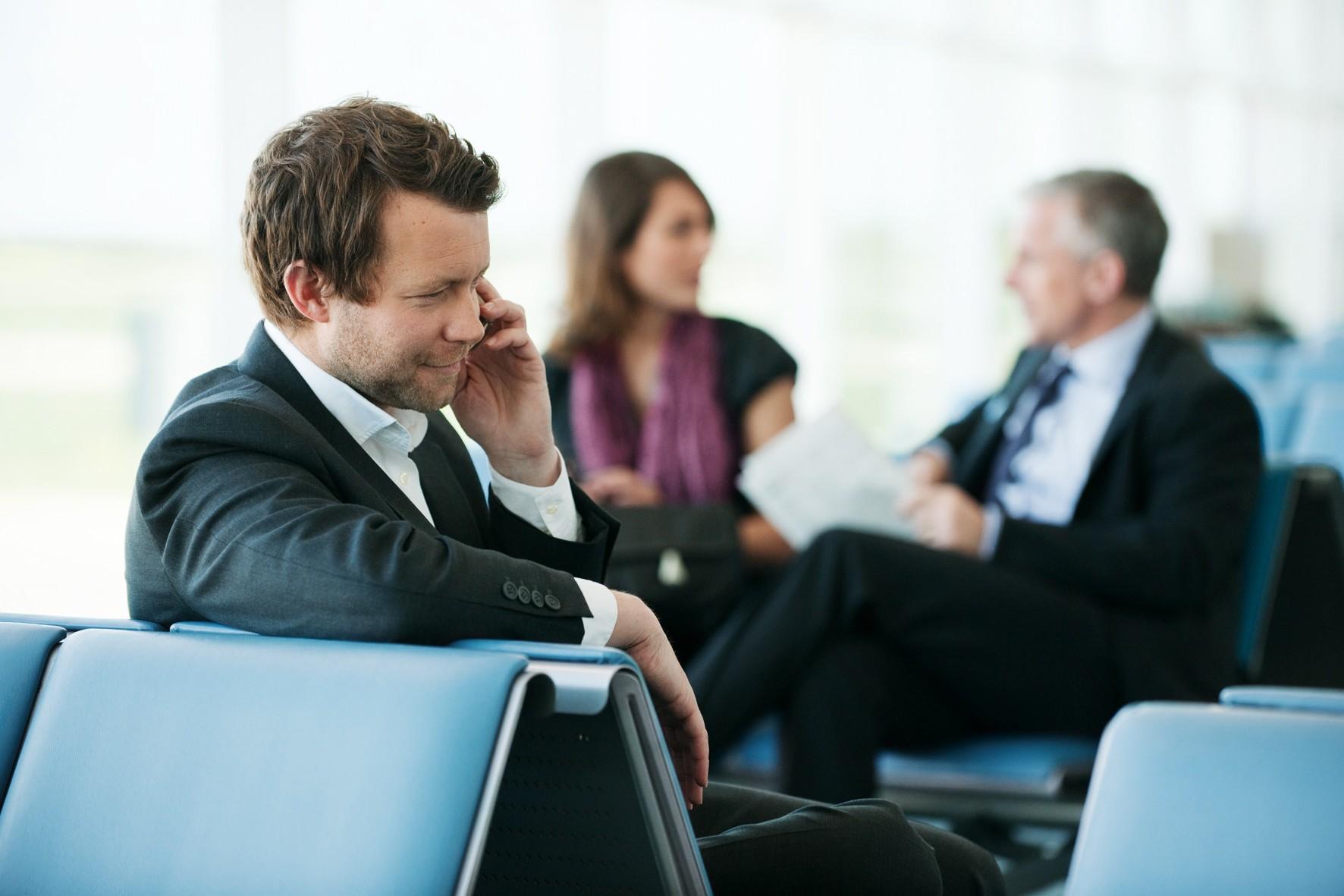 [Satisfaction Client] Et si l'on pensait smartphone pour les voyageurs d'affaire ?