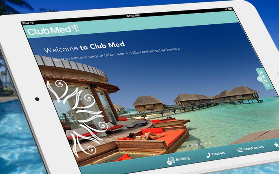 [Expérience client] Club Med : une plateforme pour partager ses expériences client