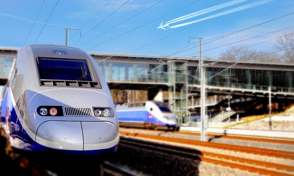 [Qualité de Service] L'aérien en retard sur les trains