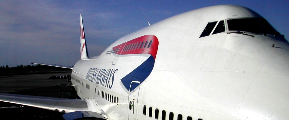 [Insatisfaction client] Un tweet sponsorisé pour se plaindre de British Airways