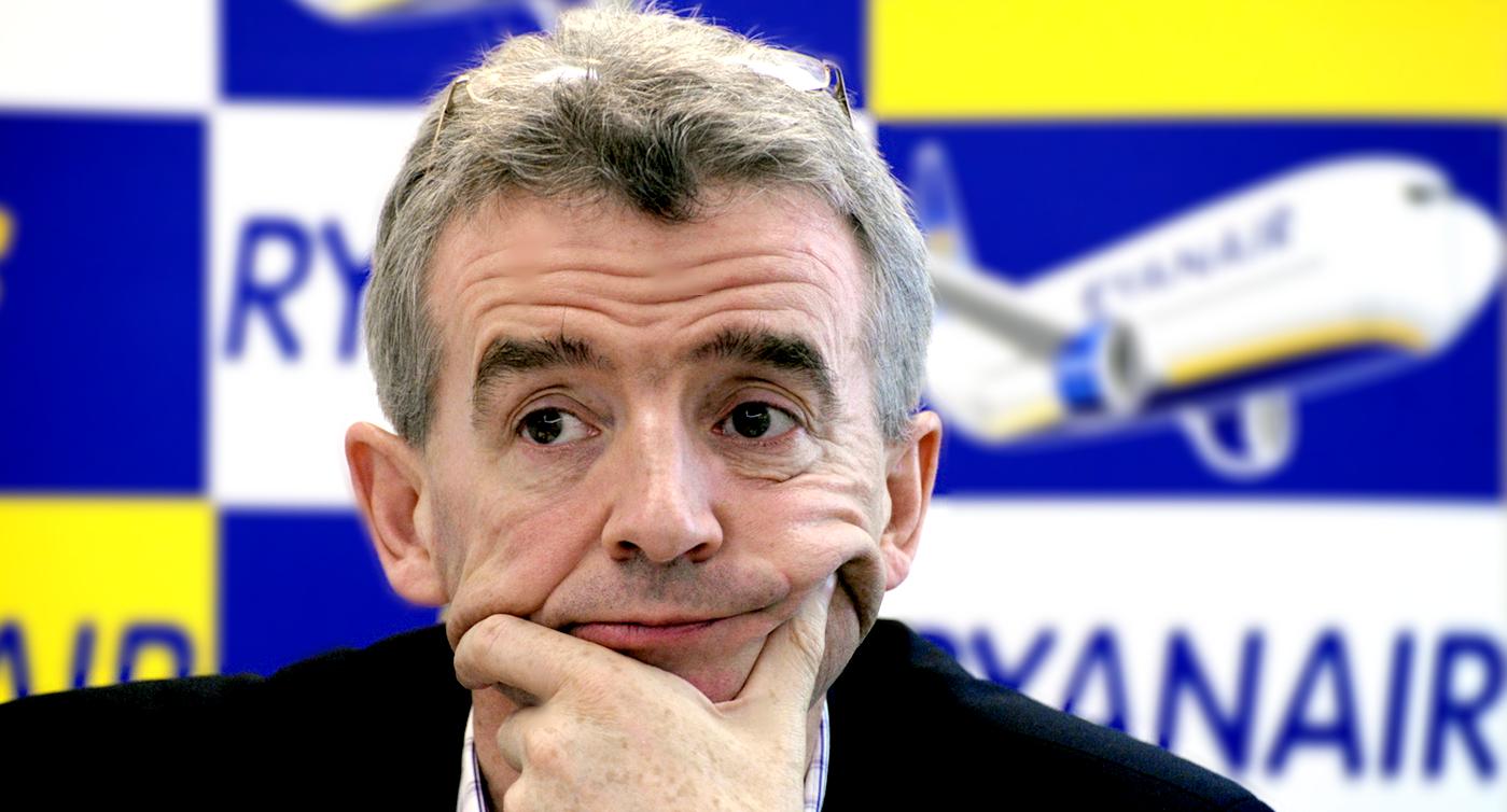 [Ecoute Client] Mauvais départ pour le PDG de Ryanair