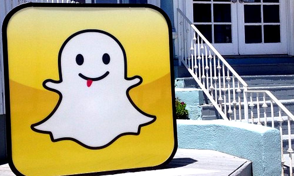 [Qualité] Snapchat, et maintenant le Spam !