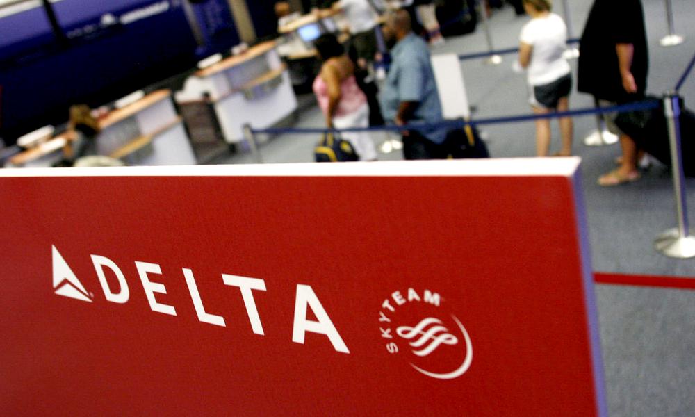 [Satisfaction client] Le bug qui satisfait les clients de Delta Airlines
