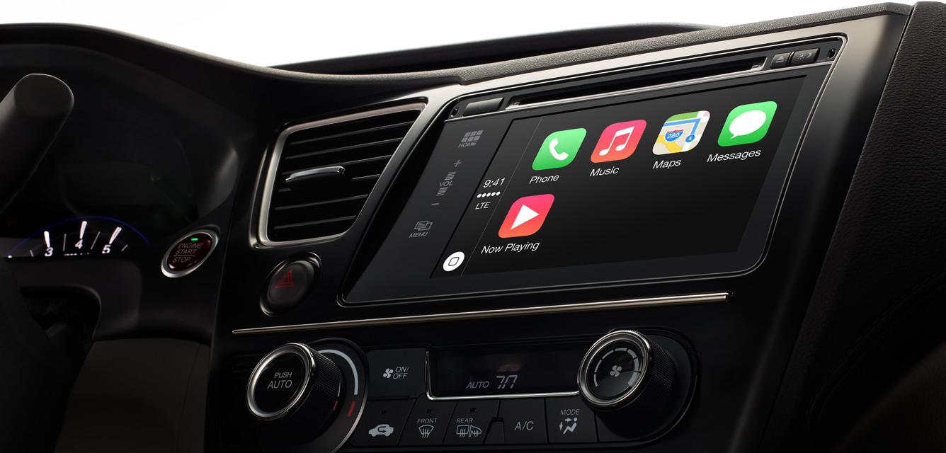 [Experience client] L'Iphone, nouvelle clé de contact client dans la voiture ?